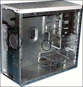 为了自己的健康 请选择优质机箱电源(图)__网; 机箱风扇图片_机箱