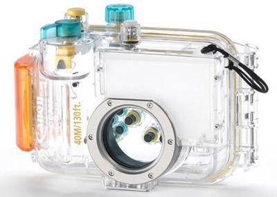 防水数码相机的四类级别