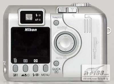 [北京]袖珍数码相机尼康4300降至1900元