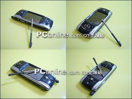 全能战士摩托罗拉3G手写机A925低价上市