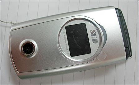 性价高手桑达百万像素手机HT969仅1980元