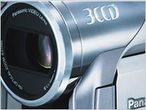 家用DV推荐3CCD家用摄像机松下GS78GK