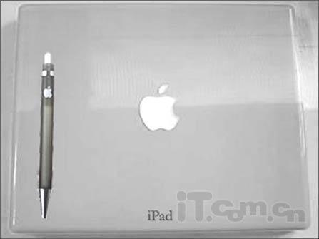 支持手写功能iPad平板电脑即将发布