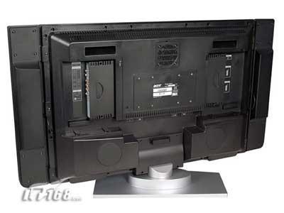 大屏幕的诱惑:宏基32英寸液晶TV详细评测