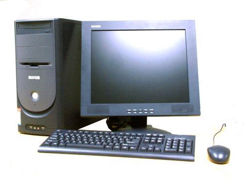 神舟新瑞17寸液晶商用台式电脑全面评测(图)