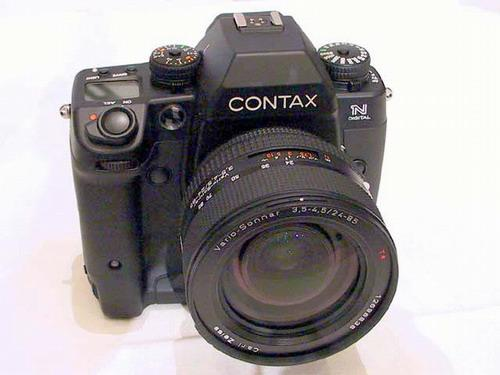 一个时代的结束康泰克斯退出相机市场
