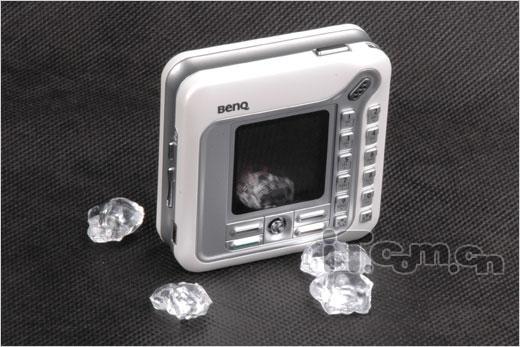 潘多拉魔盒明基百万像素手机Z2详细评测(8)