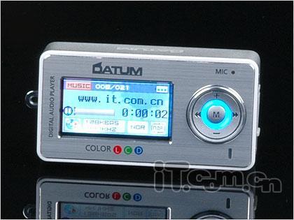 小巧彩屏播放器丹丁DX-9零售版详细评测