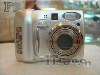 疾速传真近期市场数码相机焦点机型一览