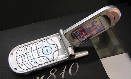 OKWAP双彩旋影130万像素手机仅2250元(图)