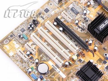 降低PCI-E的门槛:华硕P4GPL-X主板评测