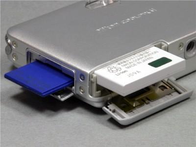 和索尼比身材大屏卡片机尼康S1实机图秀(2)
