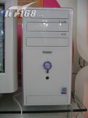 血拼价格海尔P4高端台式机不到六千元(图)