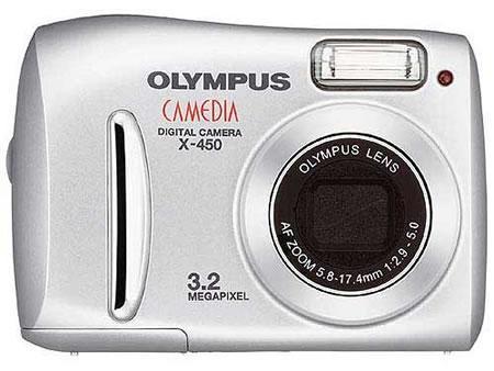 接二连三奥林巴斯X450数码相机又出缺陷