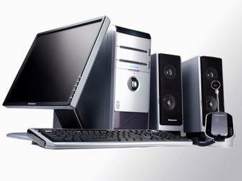 迎五一联想新款高端台式电脑降价又送礼
