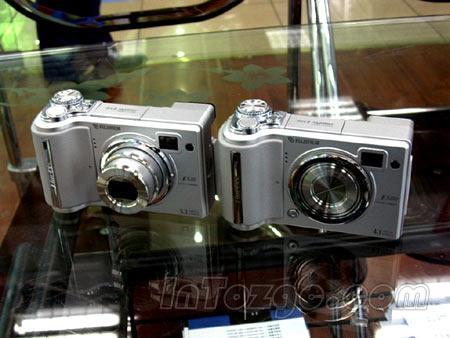 精心挑选五一最超值十大数码相机推荐(10)