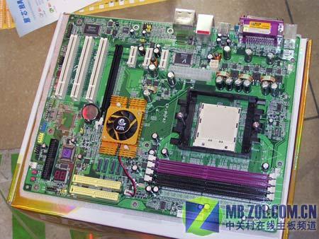 千元以下十款廉价PCIE规格K8主板导购(图)