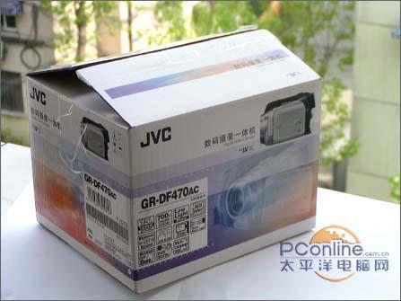 平凡中显卓越JVC最新摄像机DF470AC评测
