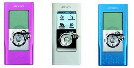爱可视推出新款XS-100微缩版硬盘MP3