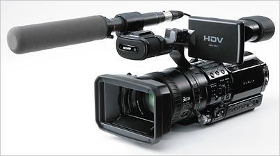 天价贵族数码摄像机索尼又一款QUALIA产品