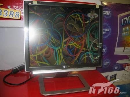 北京行情:4ms优派液晶显示器售价4444元