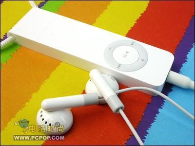 跌破眼睛iPodshuffle1GB再度降价有的看