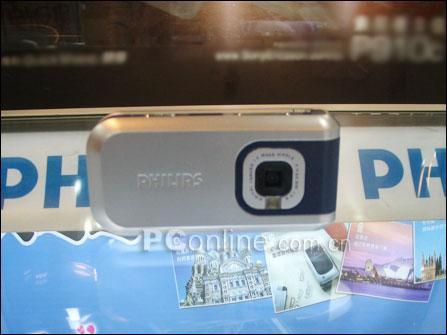 飞利浦百万像素旋屏760上市售价2780元