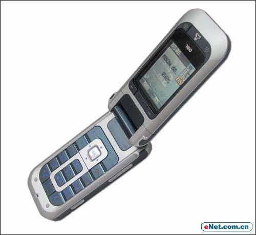 20岁的时尚飞利浦首款百万像素手机760试用
