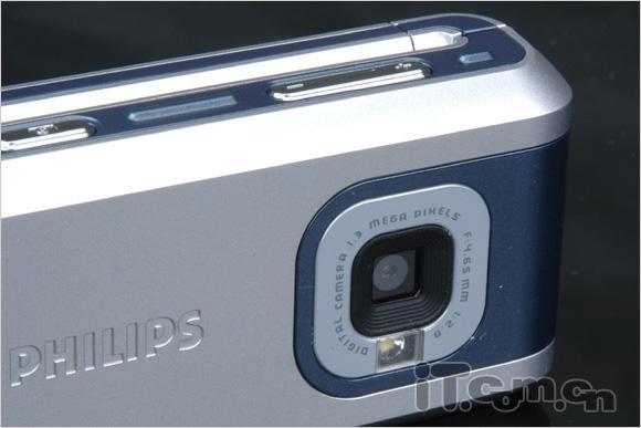 旋屏魅影飞利浦760手机高清晰精美图赏