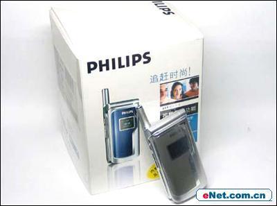 记录点滴生活飞利浦659手机仅售1698元