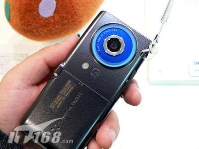 专业防抖动夏普推300万像素自动聚焦3G手机