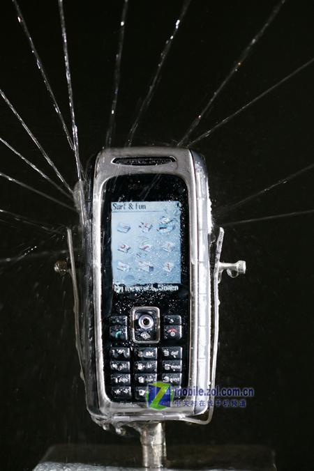 西门子出厂测试探秘:三防手机是这样炼成的