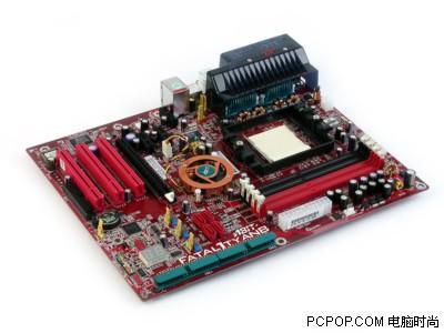 终极游戏玩家硬件升技FATAL1TYAN8主板