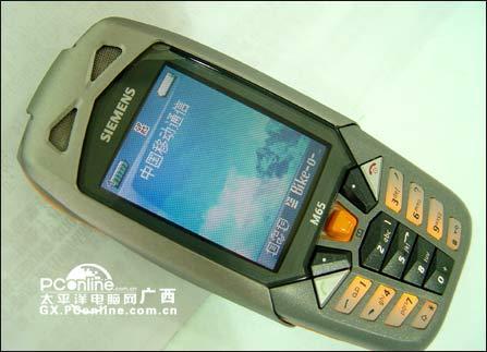 爆跌500元西门子三防手机M65跌破两千(图)