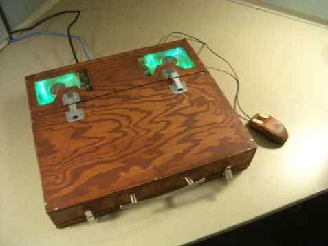 绝倒创意改造把PC变成木质笔记本完全指南