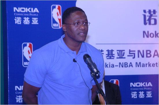 诺基亚携手NBA为中国用户提供NBA视像服务