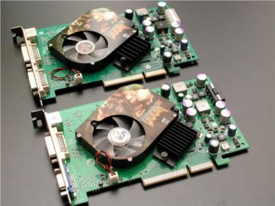 一个也不少市售6600GT与AGP显卡最全搜罗