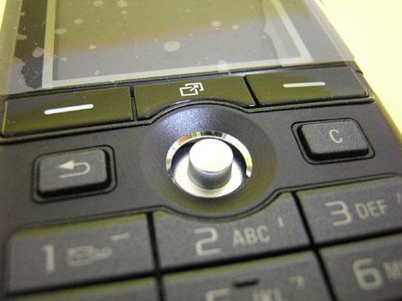 干掉低端DC索爱200万像素手机K750到货(2)