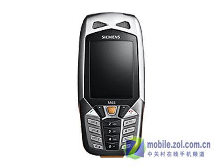 西门子老机大降400三防手机M65跌破2000元