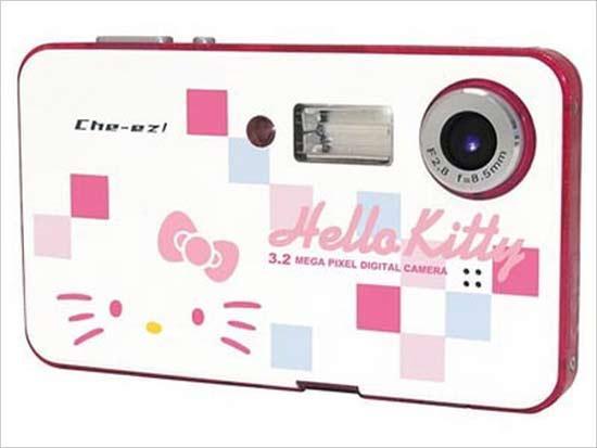 独具特色05年最炫目精品数码相机盘点