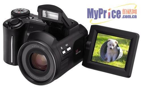 时尚男人掌中宠物纯黑色主流相机推荐(5)
