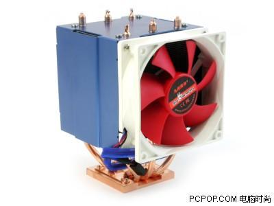 专为多平台设计九州风神最新款散热器上市(2)