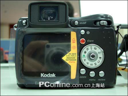 连送大礼柯达DX7590打出3450元促销价