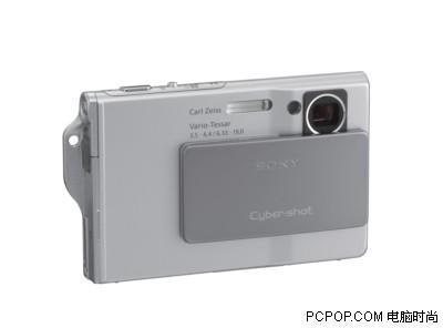 天使脸孔魔鬼身材20毫米超薄数码相机导购