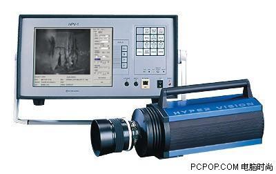 每秒连拍100万张科研型数码相机令人吃惊