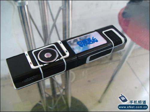 悍然不动诺基亚另类口红手机7280现售4999
