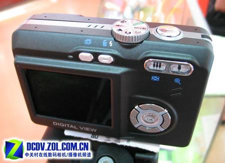 最超值国产卡片相机爱国者V815促销