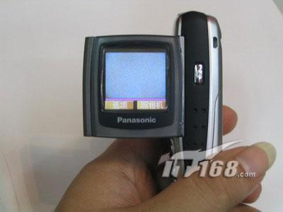 另类造型松下DV手机X300甩卖逼近千元
