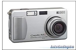 加个S就是新品理光R2改进版相机R2S发布