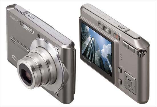 新品叠出七月数码相机市场新机型一览(6)